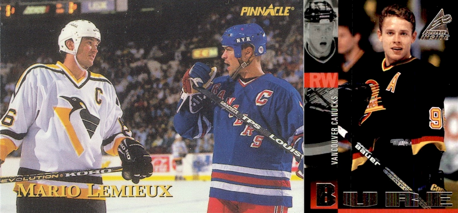 Mario Lemieux - Mark Messier - Pavel Bure